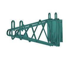 advance tabco gdb 14 x lite series wire shelving wall bracket