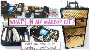 freelance makeup artist kit makeup artist must haves