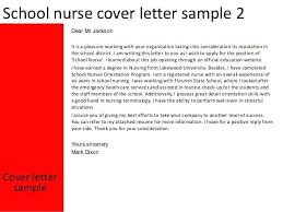 School Nurse Resume Examples Skills Nursing Example Objective