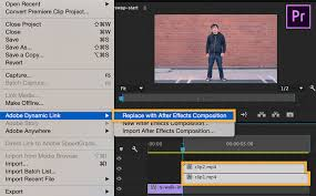 how to create a video make a face swap video with the rocketjump experts adobe premiere
