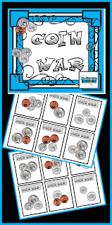 Free Coin War Card Game It S Played Just Like War Only