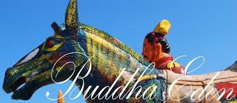 buddha eden garden of peace
