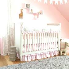 brown and pink baby bedding cream baby bedding light pink baby bedding light pink and cream