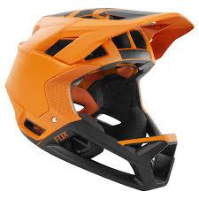 Fox Downhill Mtb Helmet Proframe Matte Atomic Orange