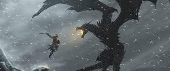 Dragon Stories Game Video Games As Narrative High Art Skyrim C B Robertson Medium