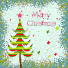 christmas card clipart templates clipartfox template of christmas greeting