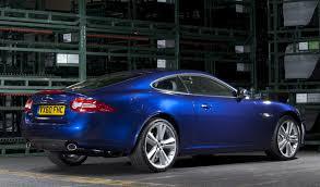 Jaguar XK Coupé Review (2006 - 2014)   Parkers