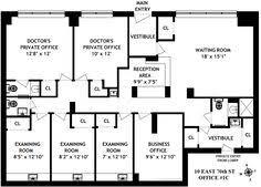 Doctor Office Floor Plan Layout Doctors Office Plandoctors Office Doctor Office Floor Plan