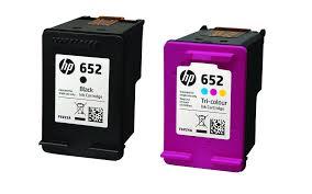 <b>HP 652</b>, струйные <b>картриджи</b> Ink Advantage