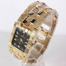 bulova diamond quartz 3063 5020 18k gold nugget men s watch bulova diamond quartz 3063 5020 18k gold nugget men s watch