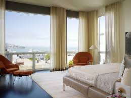 How To Solve The Curtain Problem When You Have Bay WindowsTraditional Living Room Curtains