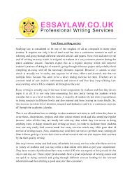 writing a law essay co writing