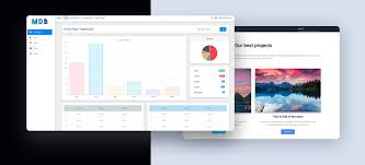 Bootstrap Material Design Example Free Bootstrap 4 Templates Stunning Responsive Material