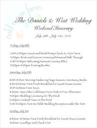 wedding day itinery free wedding itinerary template scgem org