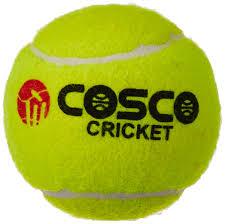 Cosco Light Weight Cricket Ball Cosco Light Weight Cricket Ball Pack Of 6 Yellow Amazon