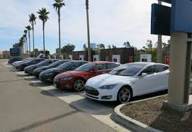 new release electric carTesla releases Supercharger electriccar fastcharge prices