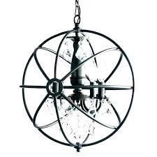 bronze orb chandelier wrought iron medium size of oil rubbed globe light dark farmhouse chand bronze globe chandelier