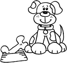 De Mooiste Kleurplaten Puppy Kleuterdigitaal Kp Hond 05 Huisdieren