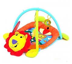 Купить <b>Развивающий коврик Biba Toys</b> Лев (BP668) по низкой ...