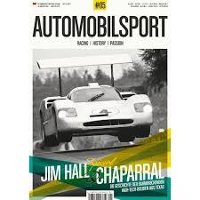 automobilsport n 5 jim hall chaparral english edition