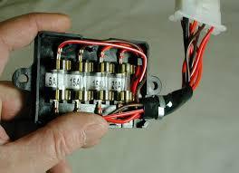 new fuse box fits yamaha rd250 rd350 rd400 fuse box qfb4a ebay new fuse box for 1998 ford f150 New Fuse Box #22