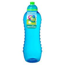 "<b>Бутылка</b> для воды <b>Sistema</b> ""Hydrate"" 620мл, синяя, 795 — купить в ..."
