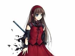 female anime characters with swords. Simple Characters Which Anime Character Are You In Female Characters With Swords I
