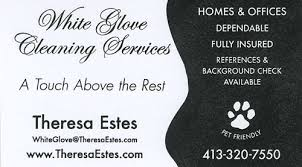 white glove cleaning service. Exellent Cleaning Theresa Estes White Glove Cleaning Services Positronic Design Print Le On Service M