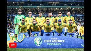 🔴LIVE Brazil vs Peru - Copa America ...