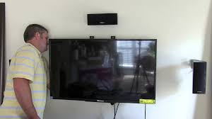 led wall mount tutorial changhong 42 1080p led hdtv led42yc2000ua you