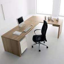 an off the peg l shaped desk works