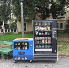 Dog Treat Vending Machine Impressive There Are Dog Treat And Cat Food Vending Machines In Duboce Park