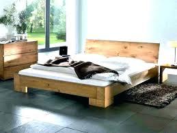 High Bed Frame King Low Profile Bed Frame King Platform Full Premier ...