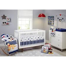 mickey crib sheets