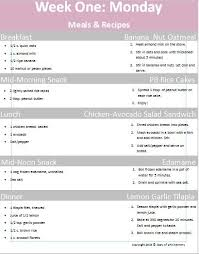 Diet Chart For 6 Week Pregnancy Healthy 6 Week Postpartum Diet Plan For Breastfeeding