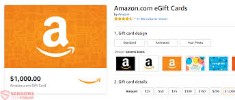 now that you know about the existence of the scams and the official page of making a gift card with a custom amount refer to the following guidelines on