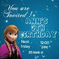 Invitation Templates Birthday 10 280 Customizable Design Templates For Birthday Video Postermywall