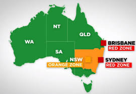 To be eligible for an orange zone permit you must not have been in any other currently listed red zone in the past 14 days and agree to. Victoria Covid Cases Sixth Donut Day On Tuesday As Active Cases Drop 7news Com Au