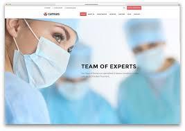 22 Best Medical Website Templates 2019 Colorlib