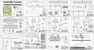 Курсовые и дипломные проекты промышленные здания скачать dwg  Дипломный проект Цех по производству деревянных изделий 36 х 156 м