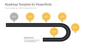 Free Roadmap Template Timeline Template Project Roadmap Template