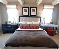 mismatched bedroom furniture. neutral bedroom mismatched furniture