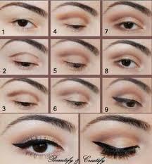 pinup style eye makeup makeup tutorials eyeshadow tutorials fall makeup tutorial makeup ideas
