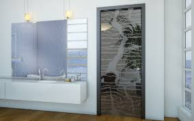 Glass For Bathroom Glass Interior Doors All About Doors