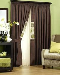 Amazing Dark Brown Curtains Bedroom Dark Brown Curtains Living Room Brown Curtains  For Living Room Enchanting Brown Curtains With Shabby Chic Chocolate Brown  ...