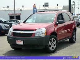 2005 Chevrolet Equinox LS in Salsa Red Metallic - 015082 ...