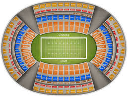 Ageless Rams Football Seating Chart 2019