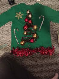 kids ugly sweater