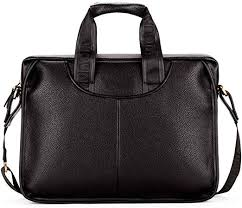 Classic Design <b>Large Size</b> Leather Briefcases <b>Men</b> Casual <b>Business</b> ...
