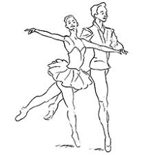 Hellokids fantastic collection of dance coloring pages has lots of coloring pages to print out or color. Top 10 Free Printable Beautiful Ballet Coloring Pages Online